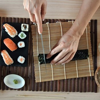 Sushi making classes fund