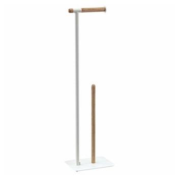Oscar Toilet paper holder, white