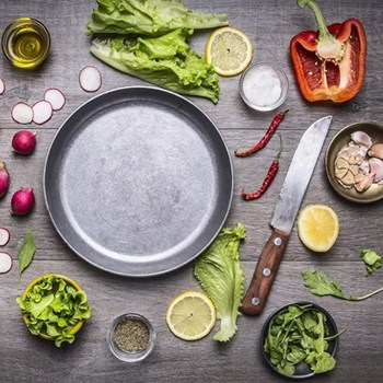 Vegetarian cookery course