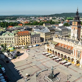 Short break to Krakow fund