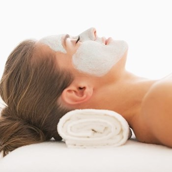Revitalising facial for two
