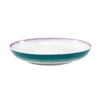 Zig Zag Soup plate, 21.5cm
