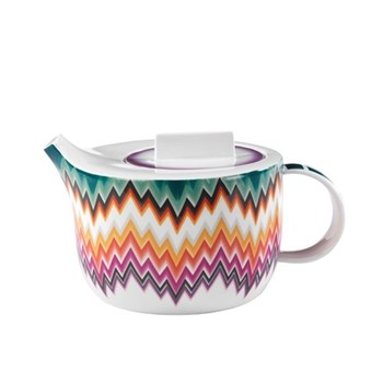 Zig Zag Tea/coffee pot, 1.6 litre