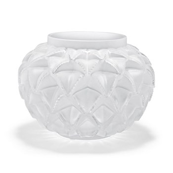 Languedoc Vase, 12cm, clear