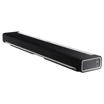 PLAYBAR Wireless sound bar, H8.5 x W90 x D14cm, black