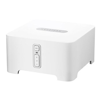 CONNECT Connect without amplifyer, H7.4 x W13.6 x L14cm, white