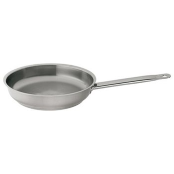 Original Profi Collection Frypan without lid, 28cm, stainless steel