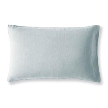 Pillowcase, 30 x 40cm, moustier duck egg