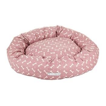 Bones Donut bed, large, 71cm, heather
