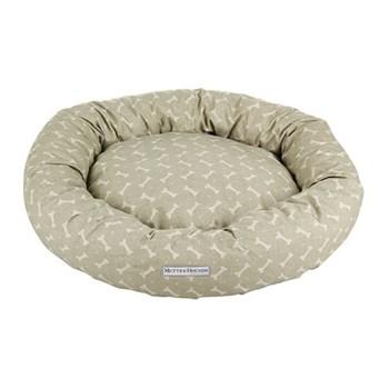 Bones Donut bed, large, 71cm, sage