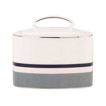 Mercer Drive Sugar bowl with lid, 9cm