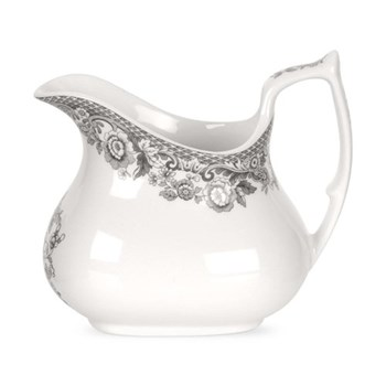 Delamere Rural Cream jug, 24cl, grey