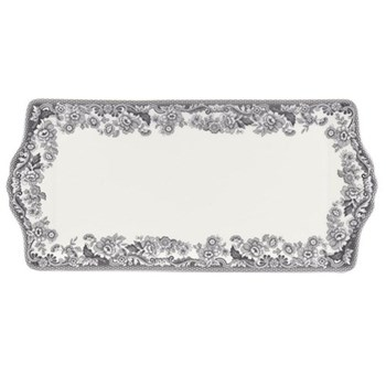 Delamere Rural Sandwich tray, 33cm, grey