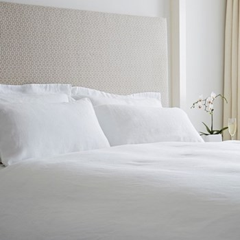 King size flat sheet 270 x 270cm