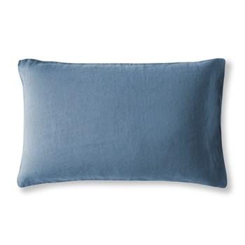 Housewife pillowcase, 30 x 40cm, Parisian blue