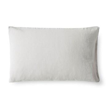 Housewife pillowcase, 50 x 75cm, toulon dove grey