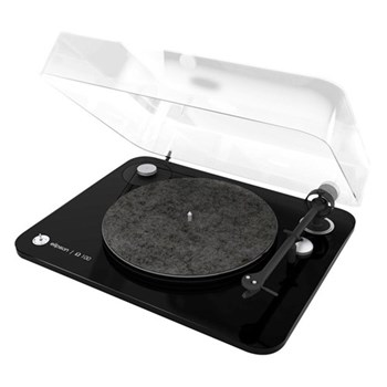 Turntable with pre-amp 45 x 38 x 12cm