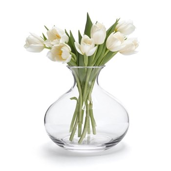 Jewel Vase, clear