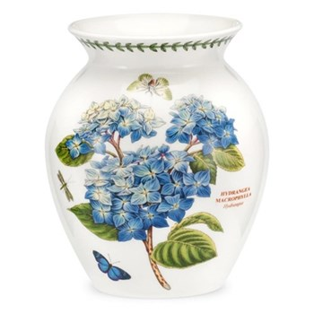 Botanic Garden Vase, 20cm, hydrangea