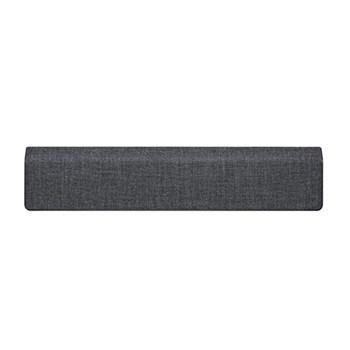 Stockholm Wireless loudspeaker, H21.5 x W110 x D10cm, anthracite grey, kvadrat textile