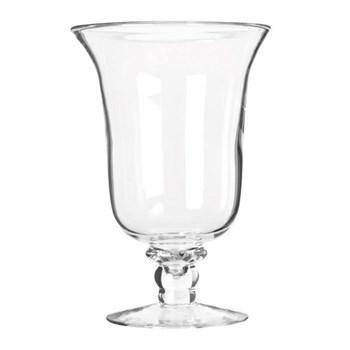 Hurricane lamp, H30 x D20cm, glass