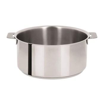 Saucepan without handles D14cm - 1 litre