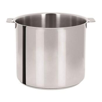 Stockpot without handles D24cm - 9.4 litre