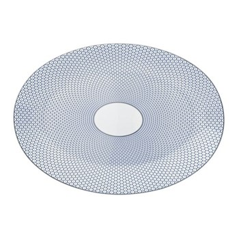 Large oval dish 42 x 30cm