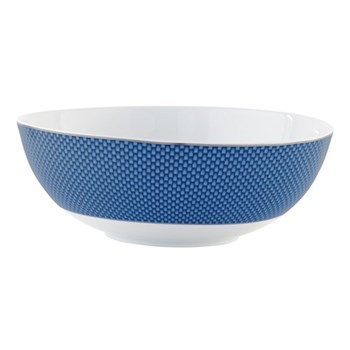 Tresor Bleu Large salad bowl