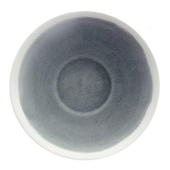 Epure Pair of dinner plates, 27cm, cendre