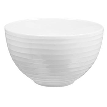 Blond - Stripes Soup/cereal bowl, 14.5cm, white stripe