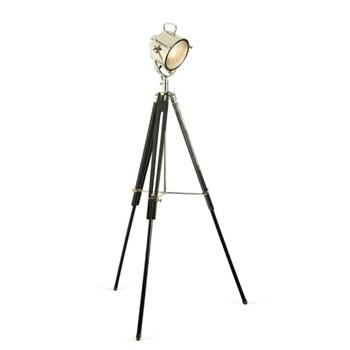 Spotlight with tripod H150 x W22cm