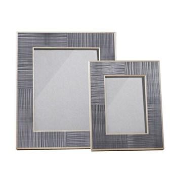 "Henley Photograph frame, 7 x 5"", grey"