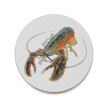 Seaflower Collection Coaster, 10cm, American Lobster