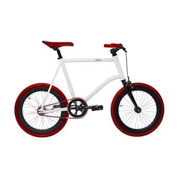 Mia Uni-sex bicycle, size 44, red