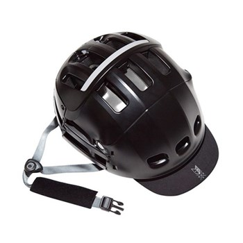 Uni-sex collapsible helmet, S/M, black