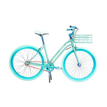 Pacific Women's bicycle, size 44, blue