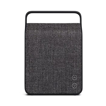 Oslo Wireless loudspeaker, portable, 26.8 x 18.1 x 9cm, anthracite grey, kvadrat textile