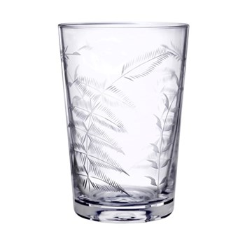 Fern Set of 6 tumblers, 210ml
