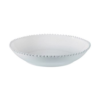 Pearl Pasta server, 34cm, white