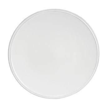 Friso Set of 6 dinner plates, 28cm, white