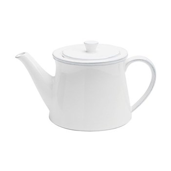 Friso Teapot, white