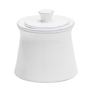 Friso Sugar bowl, white