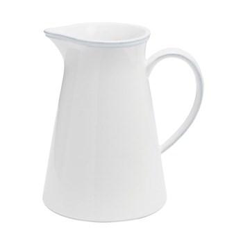 Friso Pitcher, white
