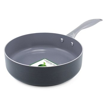 Venice Deep fry pan, 24cm, ceramic non-stick