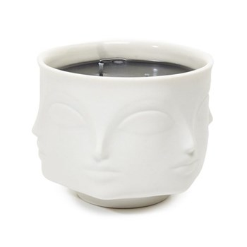 Muse Noir Candle, ceramic