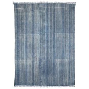 Palayam Rug, 310 x 240cm, blue