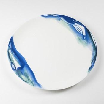 Jenny by Deborah M Allen Dinner plate, D28.5cm