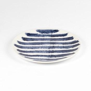 Indigo Rain by Faye Toogood Dessert/salad plate, D23cm