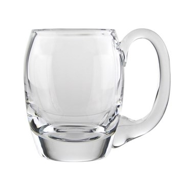Barrel Tankard, 1/2 pint